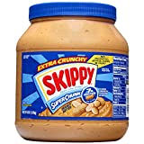 Skippy Super Chunk Peanut Butter, 64 Ounce (Pack of 1)