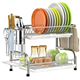 GSlife Dish Drying Rack,...