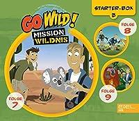Go Wild! - Mission Wildnis: Starter-Box 3