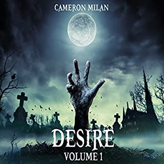 Desire: A LitRPG Adventure (Volume 1) audiobook cover art
