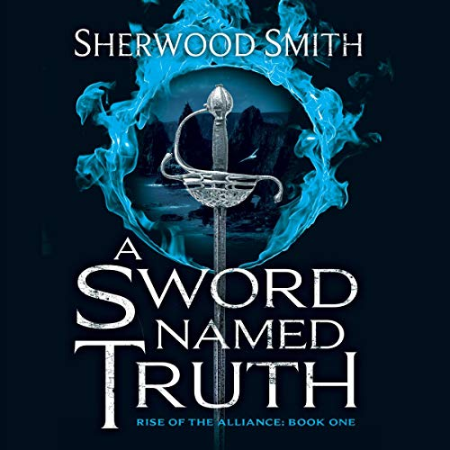 A Sword Named Truth audiobook cover art