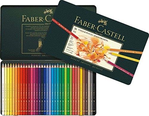 Faber-Castell - Matite colorate Polychromos, confezioni assortite