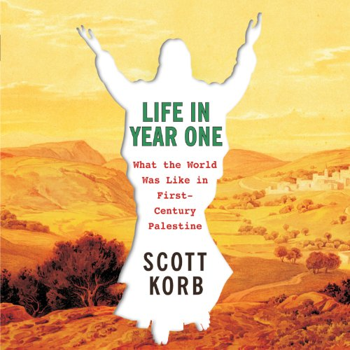 Life in Year One audiobook cover art