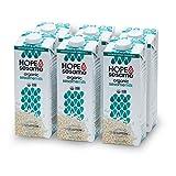 Hope & Sesame Organic Sesame Milk (Unsweetened Original, 6-pack): USDA Organic Vegan Non Dairy Milk...