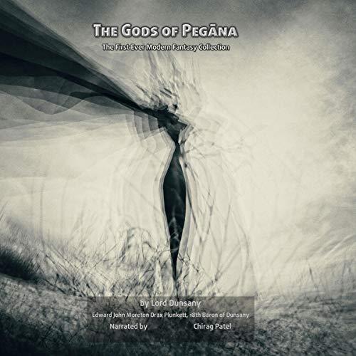 『The Gods of Pegana』のカバーアート