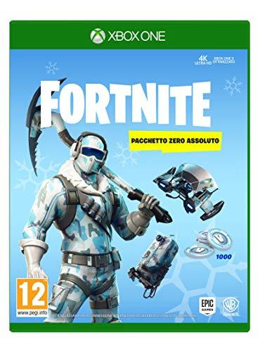 Fortnite: Pacchetto Zero Assoluto - Xbox One [Codice digitale nella confezione]