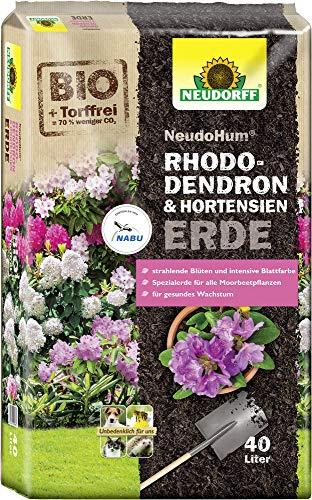 Neudorff NeudoHum Rhododendron- und Hortensienerde 40l