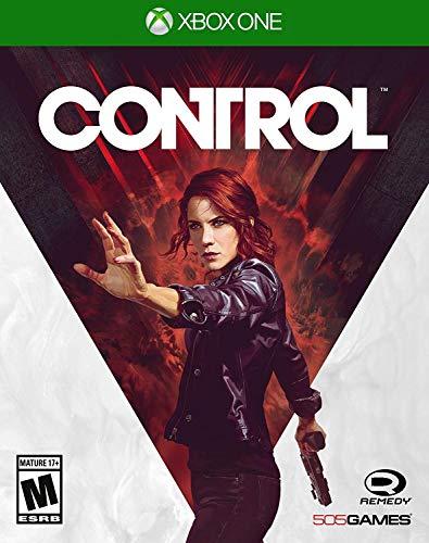Control – Standard Edition – Xbox One