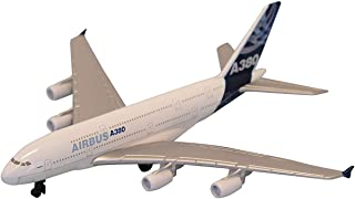 Daron Die Cast Airbus A380 Plane