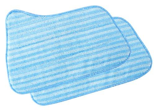 Steamfast Replacement Microfiber Mop Pad Steam Mop SF-292/294 (2-Pack)