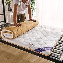 Japanese Mattress Floor Foldable,Japanese Futon Mattress Roll Up Tatami Floor Mat,Portable Camping Mattress Sleeping Pad,f...