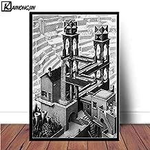 baodanla Kein Rahmen Moderne Wand /ölgem/älde Kunst Animation Dumbo b/ühne Dekoration KK 30X40 cm
