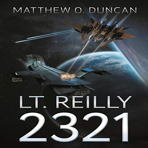 Lt. Reilly - 2321 audiobook cover art