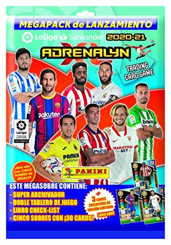 Adrenalyn 2020/2021-Megapack (Panini España 1)