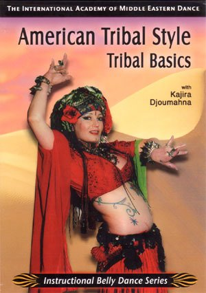 American Tribal Style Basics - Belly Dance Instruction