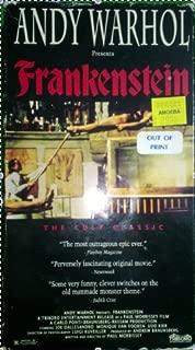 Andy Warhol Presents Frankenstein