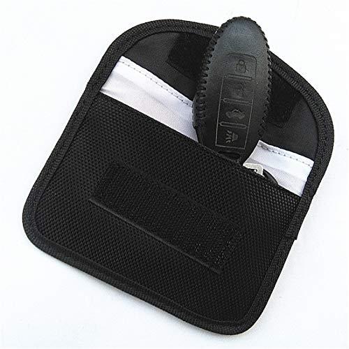 Oxford Cloth Mini-Universal RFID Auto-Schild-Schlüsselkasten Anti-Scanning Signal Abschirmung Keyless-Abdeckung
