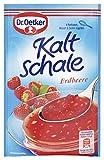Dr. Oetker Kaltschale Erdbeer, 53 g -