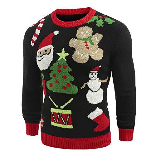 Un pull de Noël vraiment magnifique