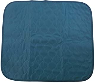 Waschbarer Stuhlkissen-Inkontinenzschutz NRS Healthcare, blau