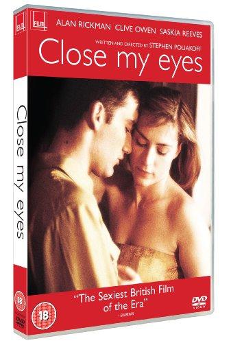 Close My Eyes DVD Reino Unido