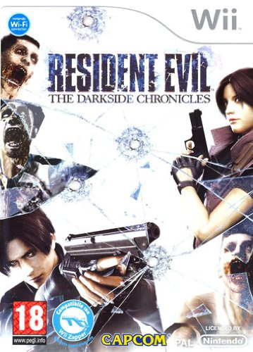 Resident Evil-the Darkside Chronicl