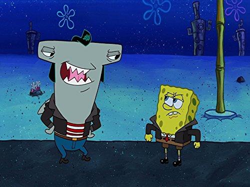 Sharks vs. Pods/CopyBob DittoPants