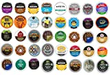 40 Count K Cup Variety Pack - Light & Medium Roasts Only - No Flavored or Dark Coffee