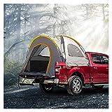 XYDDP Tienda de campaña, Tienda Familiar para Acampar al Aire Libre Fácil instalación Camioneta Pickup Desierto Vehículo para Acampar Cola Coche Cuenta para Acampar al Aire Libre Carpa p