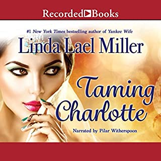 Taming Charlotte audiobook cover art