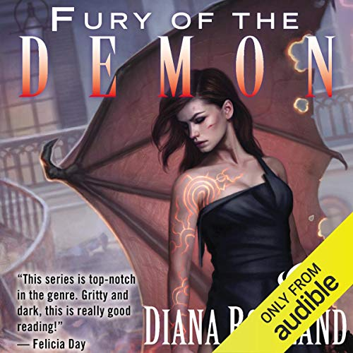Fury of the Demon cover art