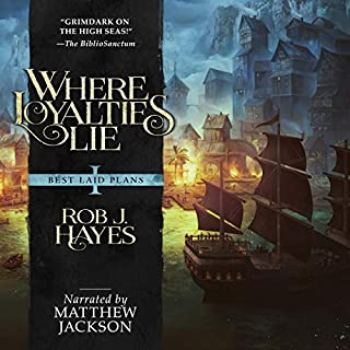 Where Loyalties Lie cover art