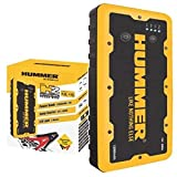 Hummer H2 Multifunctional Power Bank 12000mAh / Jump Starter / Booster Cable /