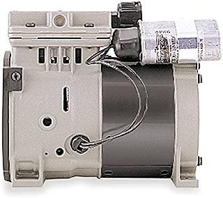 Piston Air Compressor/Vacuum Pump, 1/3HP