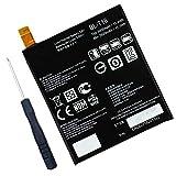 Civhomy Batterie Interne de Remplacement BL-T16 pour LG G Flex 2 H950 H955 LS996 US995 H959 AT&T...