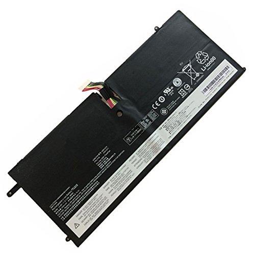 HUBEI 45N1071 45N1070 Sostituzione della Batteria del Laptop per Lenovo ThinkPad X1 Carbon 3444 3448 3460 X1C Series(14.8V 46Wh)