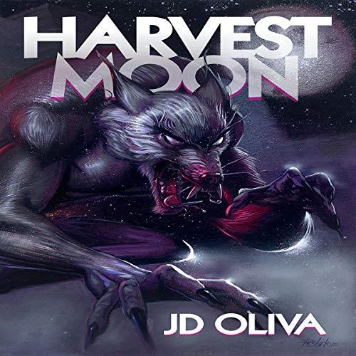 Harvest Moon cover art