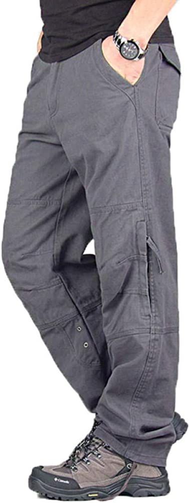 Men s Fashion Multi Cargo Casual Overalls half Military Discount is also underway Pants Out