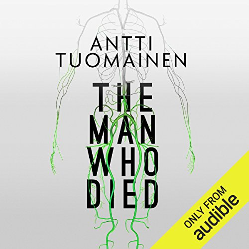 The Man Who Died cover art