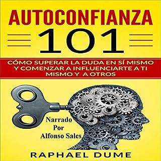Autoconfianza 101 (Selfconfidence 101) audiobook cover art