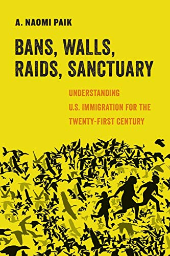 Bans, Walls, Raids, Sanctuary: Understanding U.S. Immigration for the Twenty-First Century (Volume 12) (American Studies Now: Critical Histories of the Present)