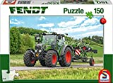 Schmidt Spiele- Fendt 211 Vario - Puzzle Infantil (150 Piezas), Color Blanco (SCH56257)