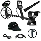 Nokta Makro Simplex+ WHP Waterproof Detector with 11' Coil, Wireless Headphone & PulseDive Pinpointer