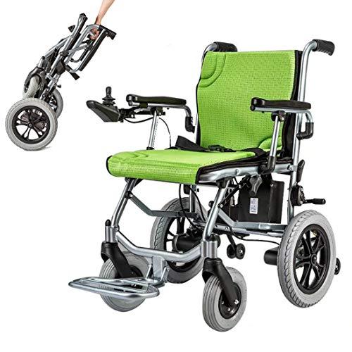 Muyu Lichtgewicht rolstoel, elektrische rolstoel, lichtste elektrische rolstoelaandrijving met elektrische voor mindervaliden oudere mensen