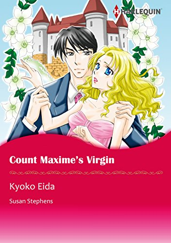 Count Maxime's Virgin: Harlequin comics (English Edition)