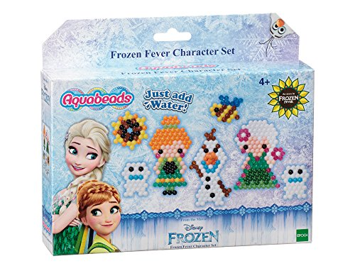 Aquabeads - 30068 - Frozen Fever Character Set (CMN)