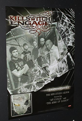 Killswitch Engage – AS Daylight Dies – 42 x 60 cm – Plakat/Poster