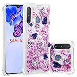 Luckyandery Samsung Galaxy A21 Phone Cases, Shockproof and Anti-Drop Protection Case for Samsung Galaxy A21#078