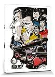 1art1 Star Trek - 50 Jahre  Wo Nie EIN Mensch Zuvo