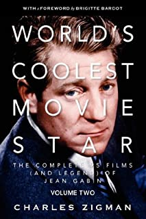 World's Coolest Movie Star: The Complete 95 Films and Legend of Jean Gabin: Comeback/Patriarch